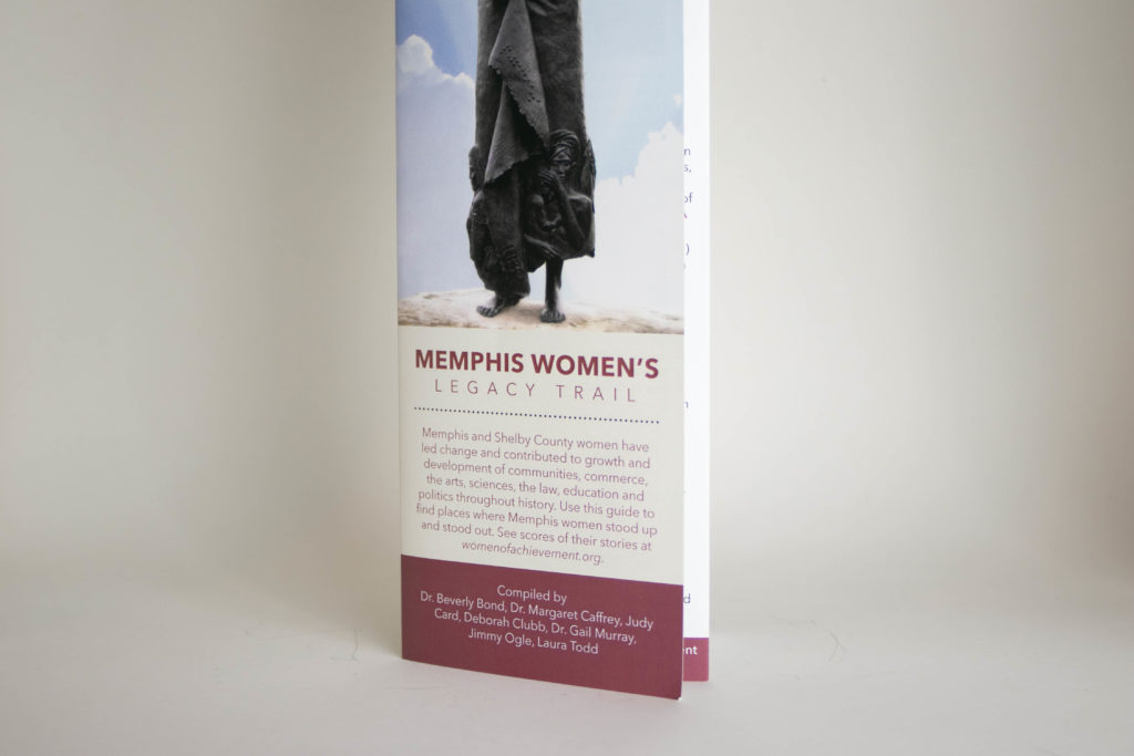 Memphis Area Women's Council, Memphis Women's Legacy Trail